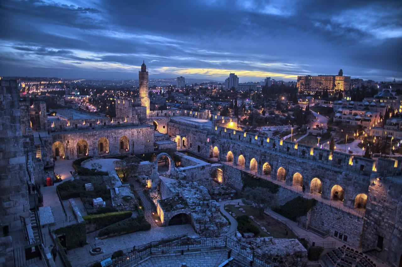 Jerusalem Film Reveals Holy City's Stunning Cityscape